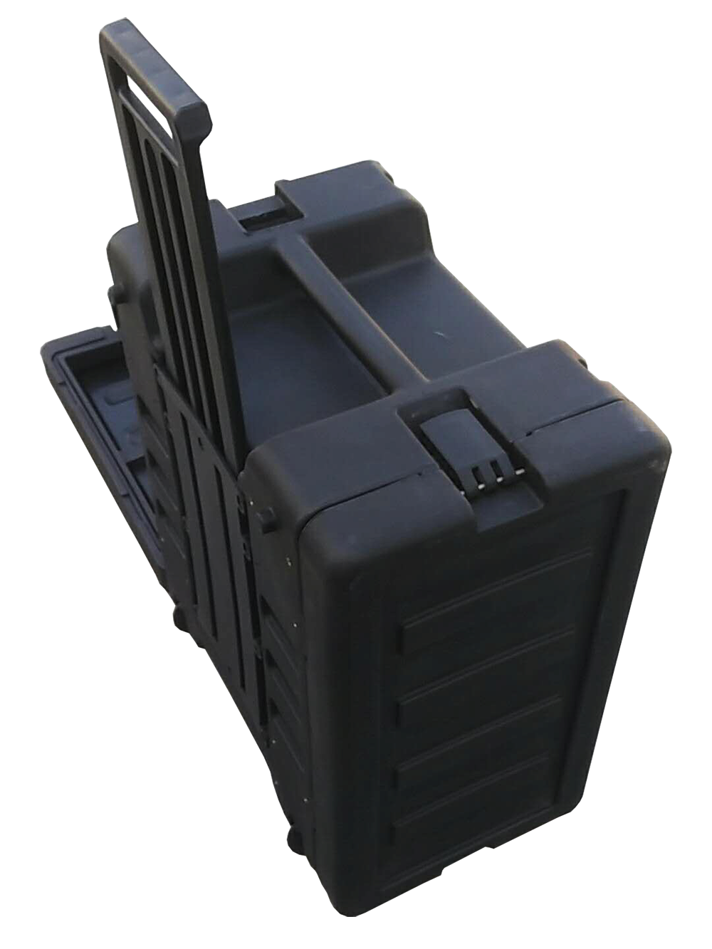 ثلاثية-صندوق تثبيت على الرف ، مقاوم للماء ، مقاوم للصدمات ، مقاوم للغبار ، مصبوب دوّار ، 6u ، مصنع ، IP65