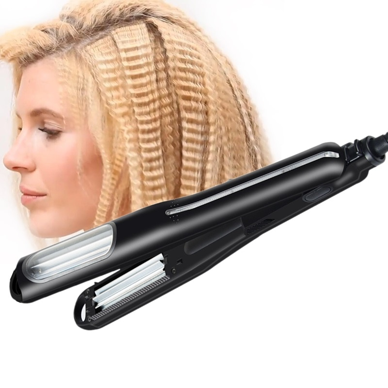 جديد وصول التلقائي العقص الشعر الحديد موجة الشعر بكرة الشعر الحديد الشباك الصولجانات السيراميك لوحة الذرة