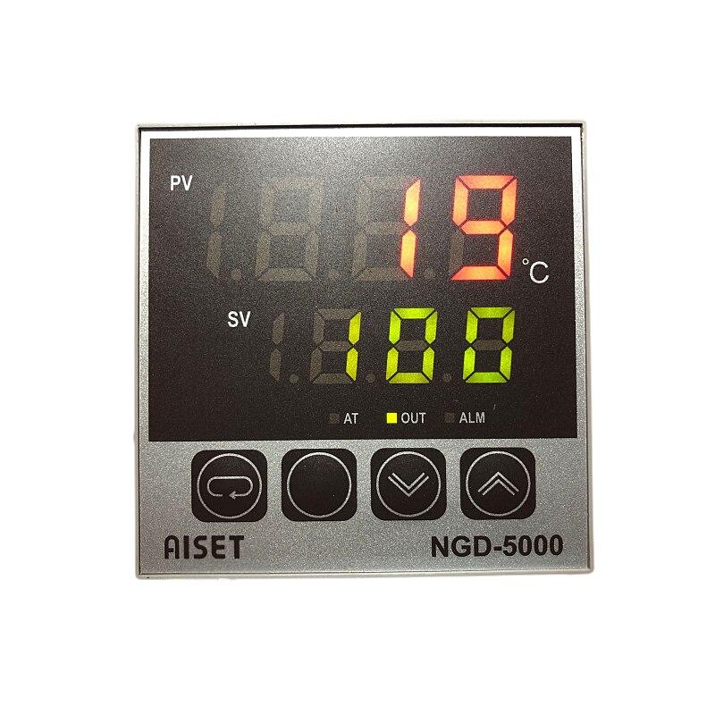 NGD-5401V شنغهاي AISET حرارة أداة التحكم NGD-5000 ياتاي التحكم في درجة الحرارة NGD-5400V NGD-5441V NGD-5400V K 400 ℃