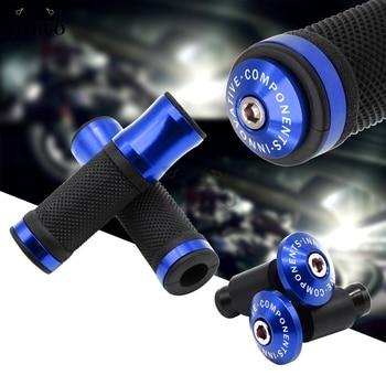 22mm Motorcycle Handle Grips Handlebar Ends Accessories For YAMAHA YZF 600 YZF1000R FZS 600 FZS FAZER 1000 FAZER YZF-R1 YZF-R6
