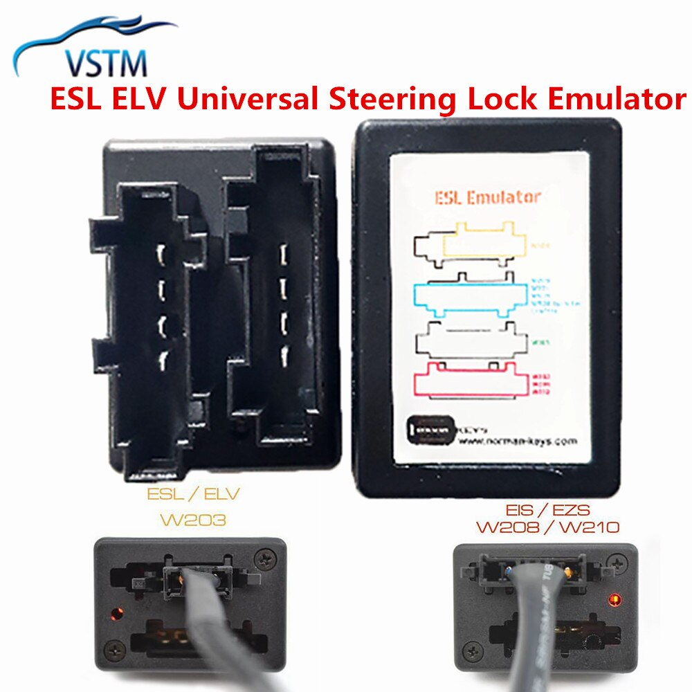 Новое поступление 2021, эмулятор универсального рулевого замка B-enz для M-ercedes для Sprinter Crafter ESL ELV