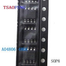 5Pieces AO4806 4806 SOP8 Integrated Circuits Electronic Components