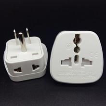 3pin Travel Power Adapter American Canada Thailand Japan Brazil Electrical Plug Converter AC Power Socket Travel Adaptor KY55