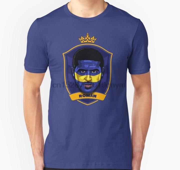 Camiseta Unisex con estampado de Juan Roman Riquelme para hombre