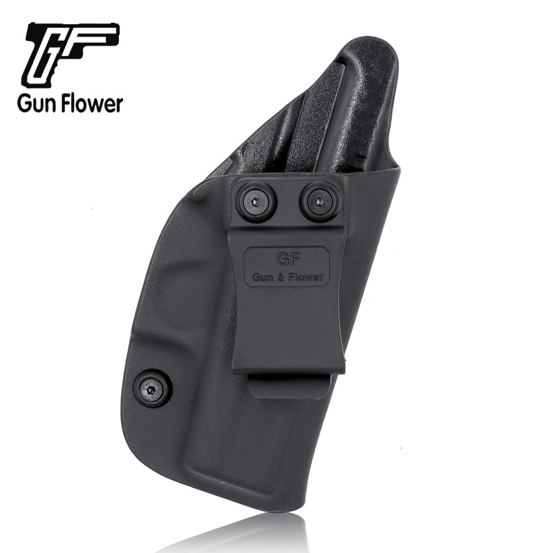 Gunflower mano derecha táctico bajo cubierta Kydex MWB funda ajuste Glock 42