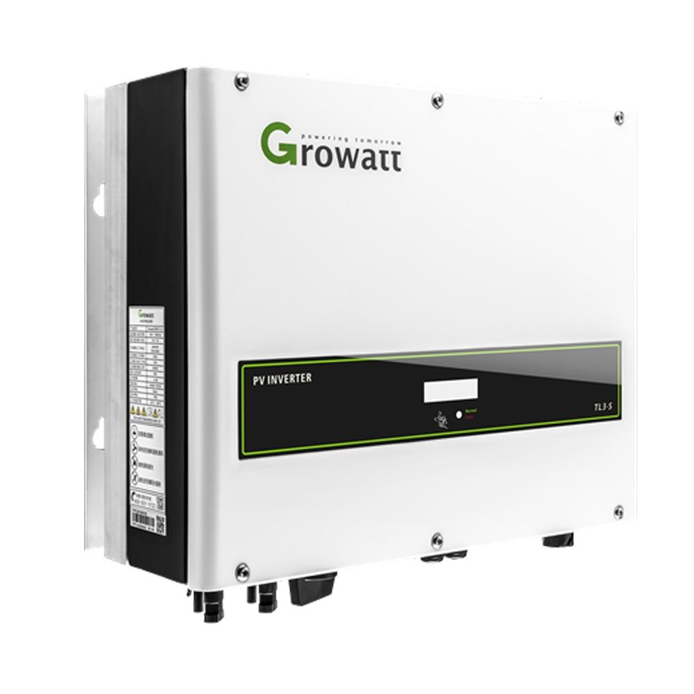 Solar Inverter 3000w 3kw 4000w 4kw 5000w 5kw 6000w 6kw 380v 3 Phrase Pure Sine Wave Inverter Home MPPT Grid Tie On Grid System