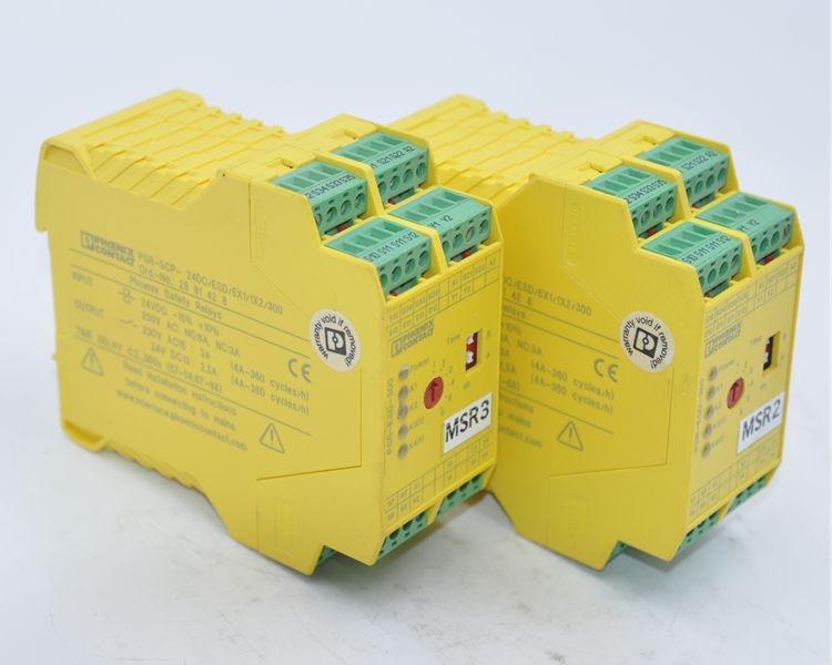 Phoenix Contact   PSR-ESD-300    PSR-SCP-24DC/ESD/5X1/1X2/300