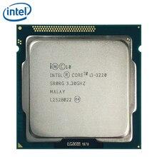 Intel Core i3-3220 i3 3220 3.3GHz double-Core processeur dunité centrale de bureau 3M 55W LGA 1155 testé 100% de travail