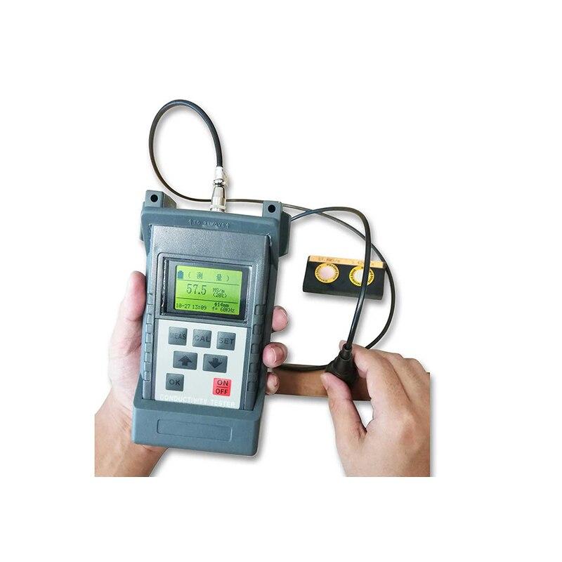 Sigma 2008C portable  digital  Eddy Conductivity Meter