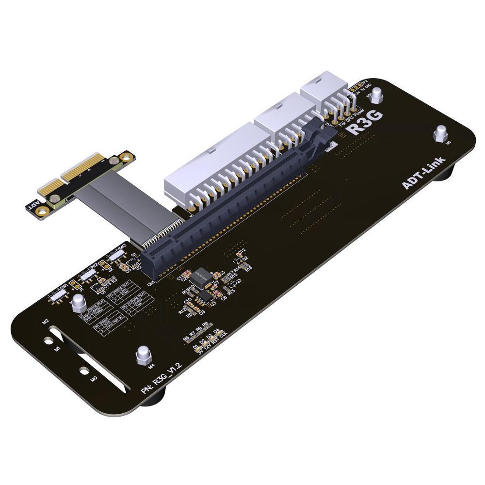 R23SG eGPU PCIe x16 к PCie x4 кабель-адаптер 16x PCI-Express кабели eGPU для видеокарты внешний