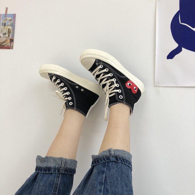 Zapatos De Skateboarding para Mujer, calzado femenino De primavera, modernos con estrellas,...