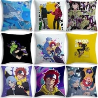 sk8 the infinity pillow case 45cm pillow inner is not included new arrival children cartoon anime toys boys girls kids gift