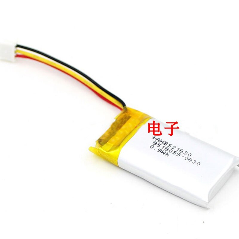 New Battery For Logitech UE5000 Accumulator 3.7V Replacement Batterie 3-wire Plug +tools enlarge