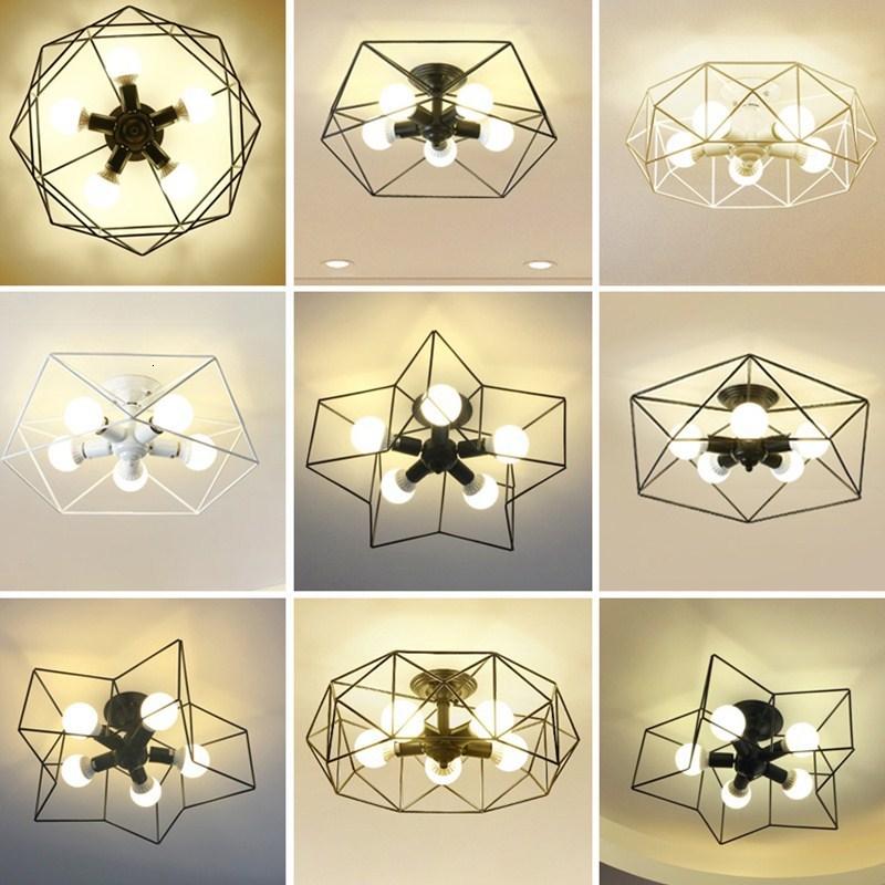 I latarnie lampka do sypialni zwięzła nowoczesna przytulna romantyczna pokojowa lampa oryginalność osobowość lampa dla dzieci Led przyciągają najlepsze światło