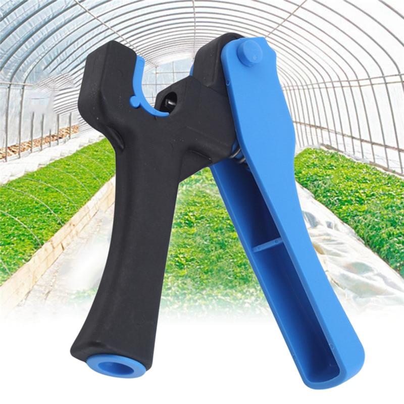 Riego de jardín con orificio perforador de 4mm para goteo de flecha insertando aspersores PE agujero de apertura de tubería