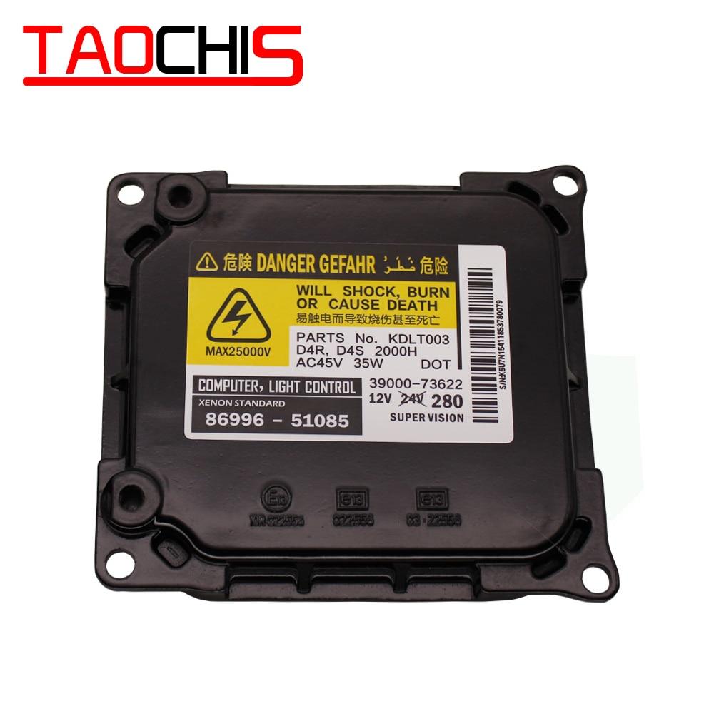 TAOCHIS D2S 12 в 35 Вт ксеноновый балласт для LEXUS LS460 LS600H RX350 RX450H SC430 TOYOTA AVALON AURIS OEM запасные части