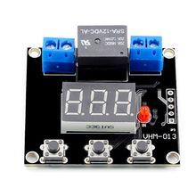 2020 Nieuwe Timer Countdown Schakelaar Module 0-999 Minuten Instelbereik Vertraging Board