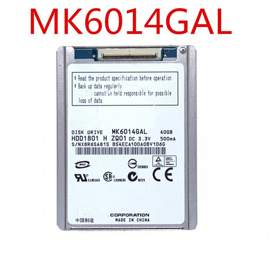 """100% nuevo MK6014GAL 1,8 """"ce 60GB HDD para handy cámara dv xr150e sr68e sr47e sr45e sr65e xr100e sr200e sr300e sr200e disco duro"""