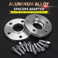 2/4 חתיכות 12/15/20mm PCD 5x112 CB 66.5 גלגל Spacer חליפת עבור רכב Audi-Q5(8R)/A6(C6)/A6 Avant(4G5C7)/A7/A8/A4(B8)/A5