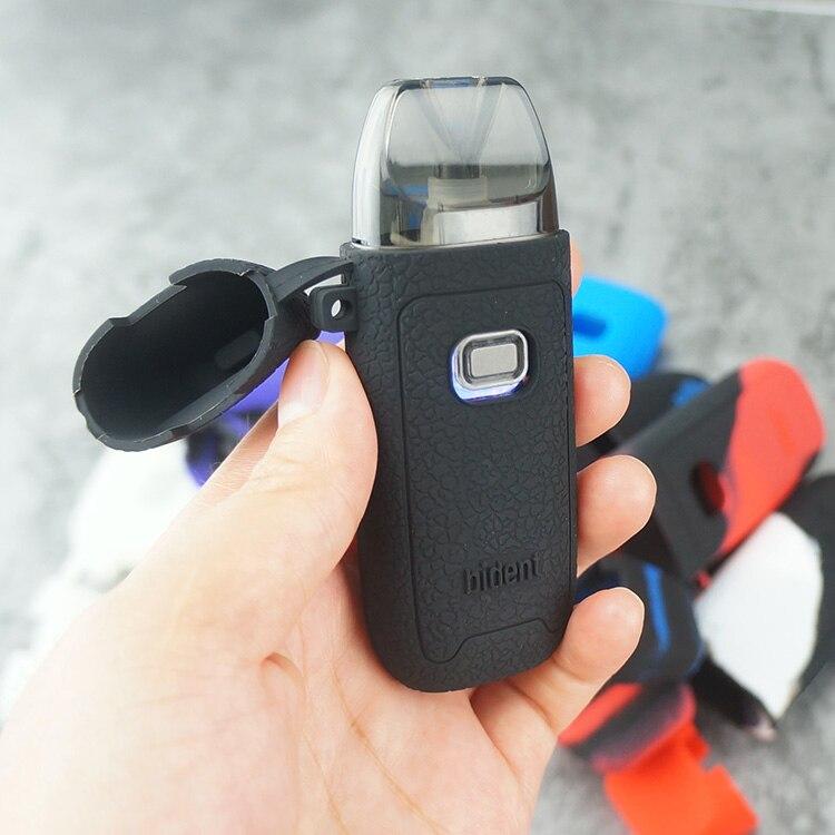 Силиконовый чехол для GEEKVAPE с текстурой бидента, защитная пленка с резиновым рукавом, защитный чехол для geekvape Bident