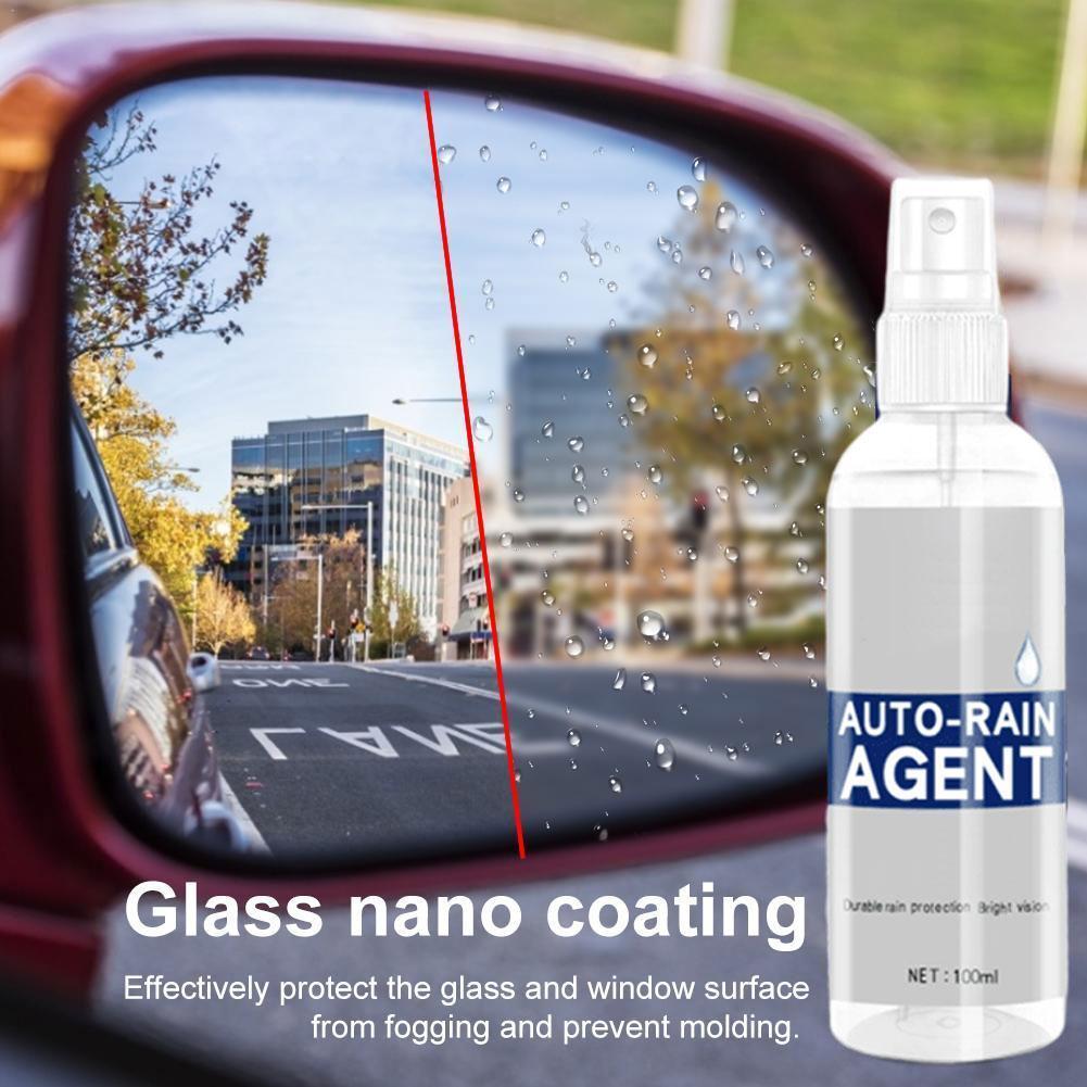 Новинка, гидрофобное покрытие со специальным эффектом, средство для защиты автомобильного стекла