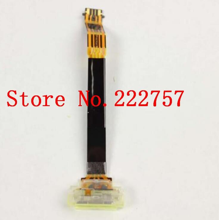 Original linterna Cable para sony A6000 luz de flash flex cámara digital SLR parte de reemplazo