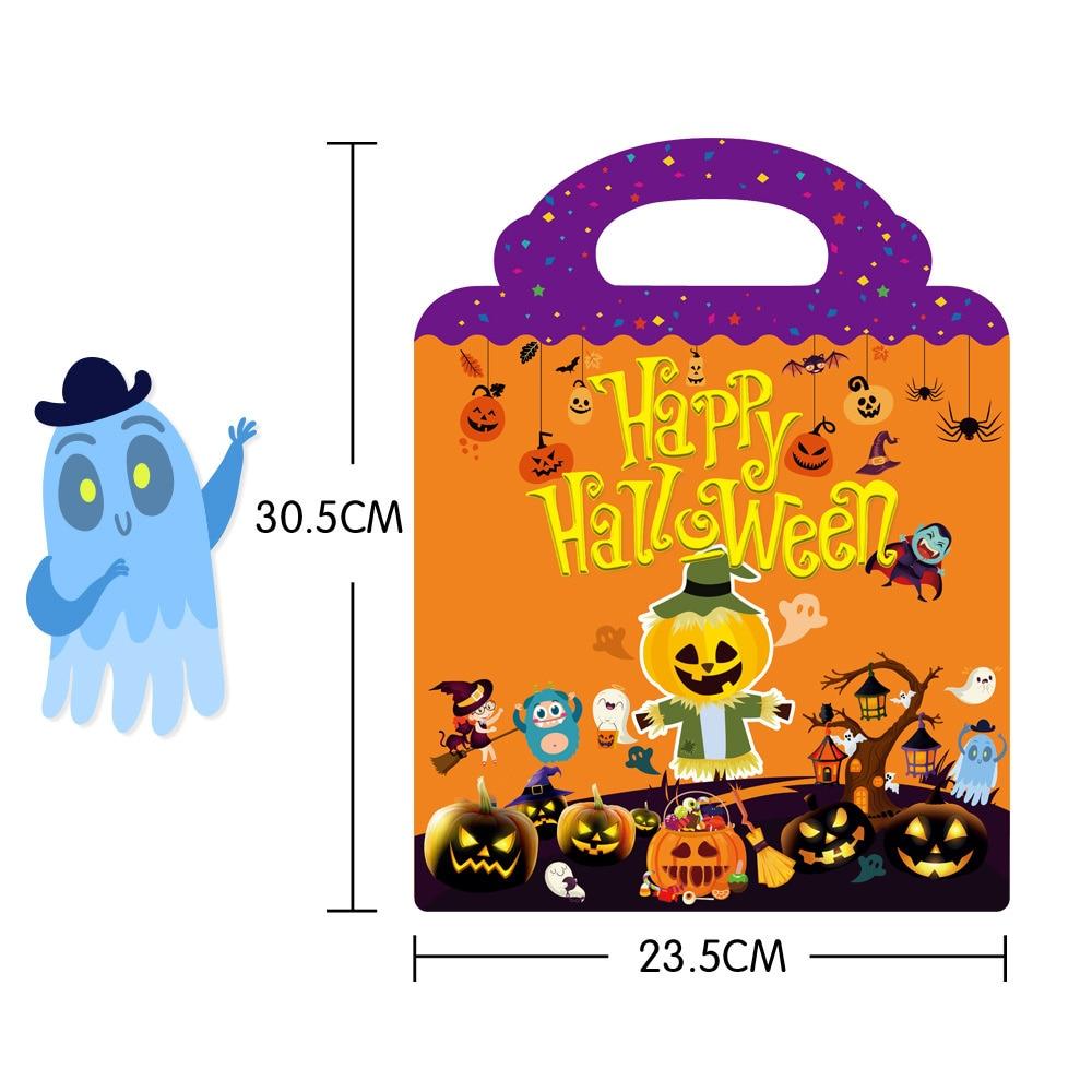 New My First Book Halloween Sticker Book Children DIY Change Sticker Scene Sticker Book Stickers Gifts