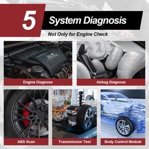 Image 2 - THINKCAR Thinkscan Plus S4 бессрочный, бесплатный, опциональный, 3 перезаправки, автомобильный диагностический инструмент ECM/TCM/ABS/SRS/BCM система, OBD2 автомобильный сканер