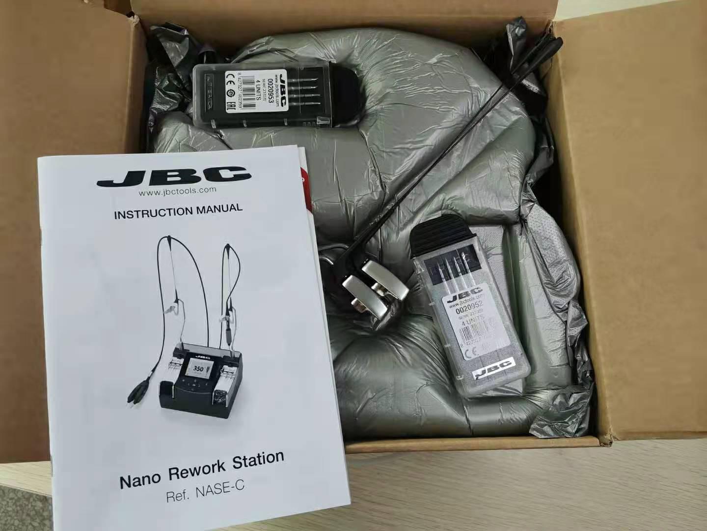 الأصلي JBC NASE-2C نانو محطة إعادة العمل 230 فولت
