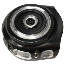 Filtre filtre à Air pour moto Harley Sportster   XL 93-17, double caméra Evo 93-17 Touring Trike Dyna FXR Softail