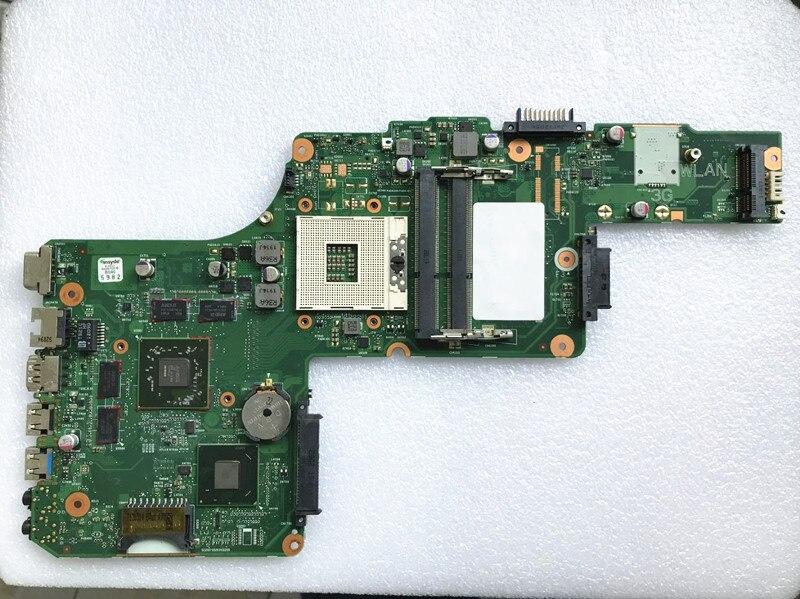 Adecuado para toshiba Satellite C850 S855 C855 L855 laptop placa madre HM76 DK10FG-6050A2491301-MB-A02 1GB tarjeta de vídeo