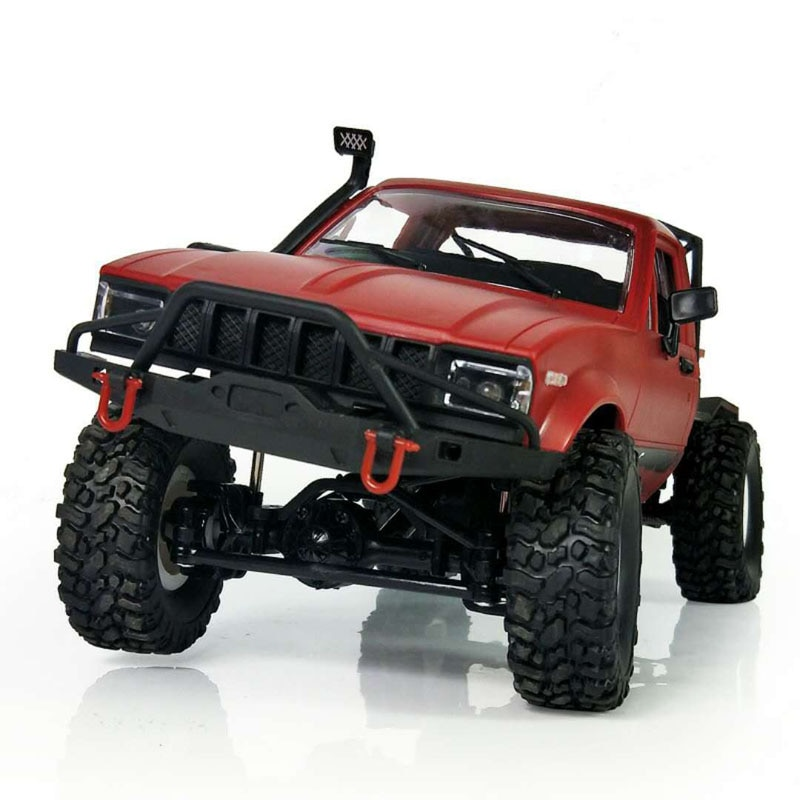 RC Truck 4WD Drit Bike Buggy Pickup Truck Remote Control SUV Vehicles Off-Road  2.4G Rock Crawler Electronic Toys Kids Gift enlarge