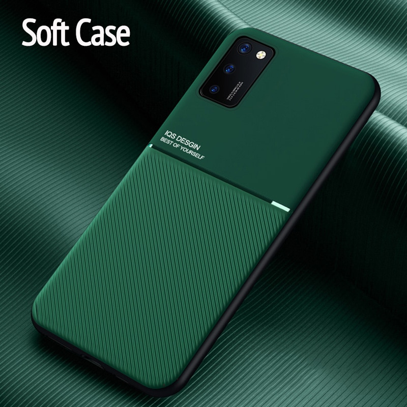Funda de teléfono mate de lujo para Huawei Honor 30 Pro fundas para Huawei P40 Pro Lite P40Pro P40Lite nova 7 pro 6 se Coque Capa