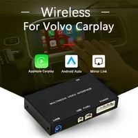 carplay for volvo android smart play decoder box upgrade for volvo v40 v60 s60s60l xc60 7 inch screen