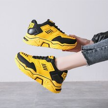 New Sneakers Fashion Classic Wild Basic Designer Style Ladies Casual Comfortable Non-slip Shoes Woman Tenis Feminino W34-15