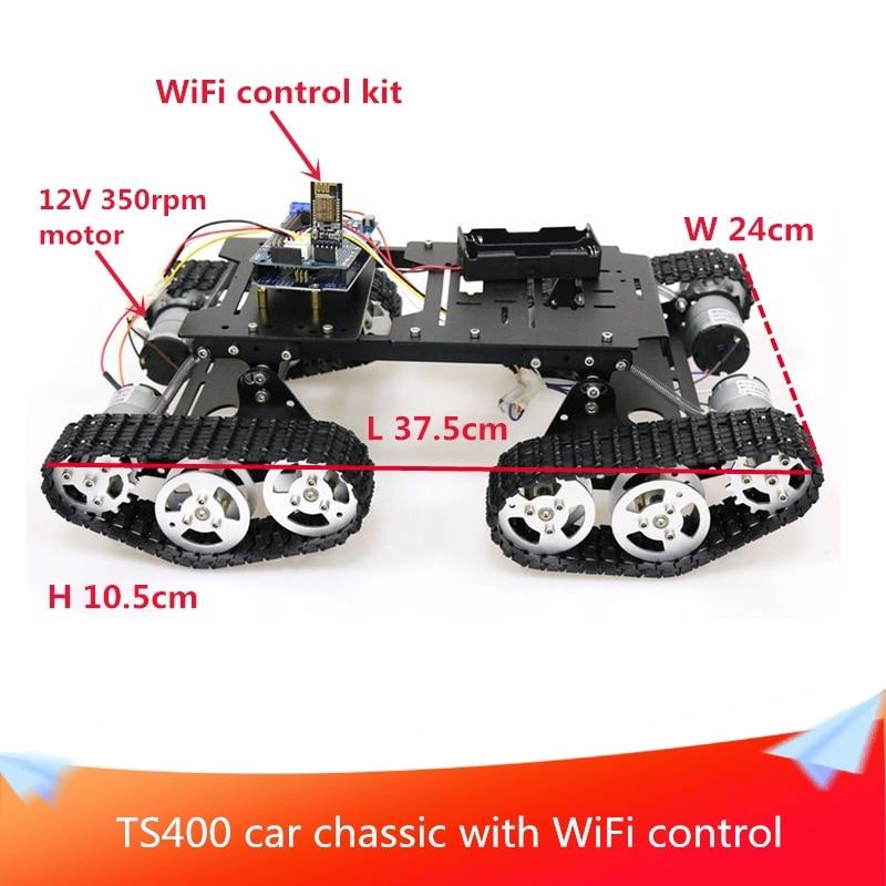 Комплект управления с Wi-Fi/PS2 Hnadle TS400 4WD, �