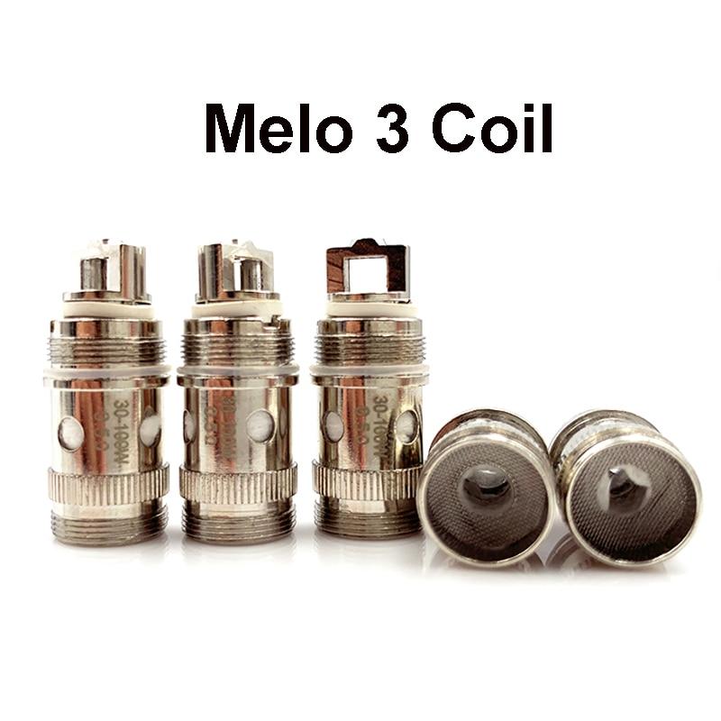 Vmiss 5 pçs/caixa ce bobina de substituição bobinas atomizador cabeça para ijusts melo2 melo 3 melo3 mini lemo3 pico 75w vape tanque