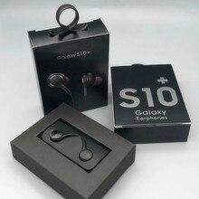 Voor Akg Koptelefoon Eo IG955 3.5 Mm In-Ear Met Microfoon Draad Headset Voor Huawei Samsung Galaxy S10 S10 + S9 S8 S7 S6 Smartphone