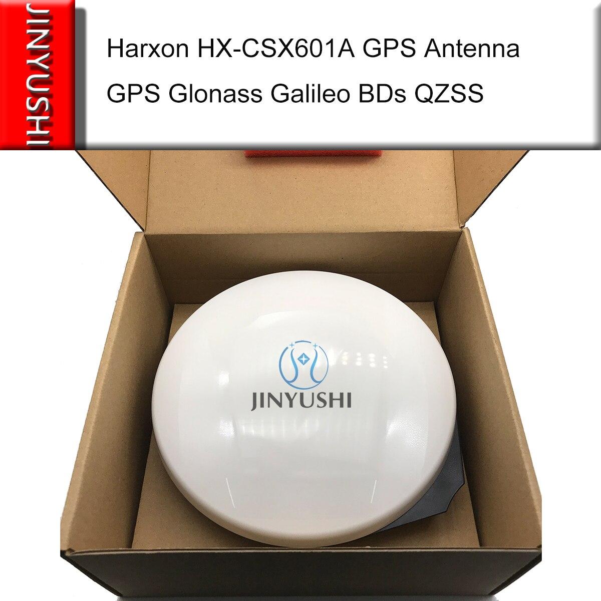 HX-CSX601A Harxon GPS L1 L2 L5 جلوناس غاليليو BDs QZSS كر محطة عالية الدقة GNSS المسح الفطر هوائي RTK استقبال