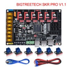 BIGTREETECH SKR PRO V1.1 carte de commande 32Bit carte V SKR V1.3 TMC2208 TMC2209 TMC2130 imprimante 3D pièces MKS rampes 1.4 pour Ender 3