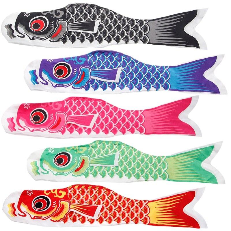 55 см, 70 см, 100 см, 150 см, Koi Nobori, карп, ветер, носки Koinobori, красочный флаг рыбы, Подвесной Настенный декор подвесной декор навесные белки поилки на дереве 33 17 60 см 1090111