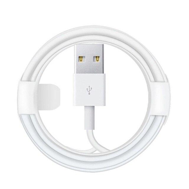 Yaeatype 1m 2m Cable de carga de datos USB para iPhone 6S...