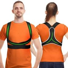 Brace Support Belt Posture Corrector Corset Back Shoulder Lumbar Support Straight Corrector Correcti