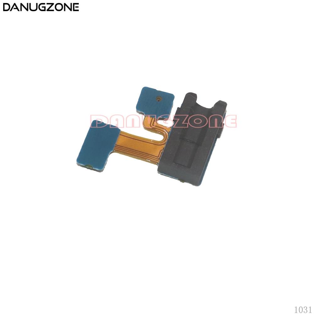 Kulaklık ses jakı kulaklık soketi portu Flex kablo Samsung Galaxy için mikrofon ile J4/J4 artı J330 J5Pro J530 j7Pro J730