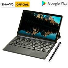 11.6 pouces Helio X27 Deca Core Android 8.0 8GB RAM 128G ROM tablette PC double SIM 4G LTE appel téléphonique Bluetooth les tablettes Ultra minces