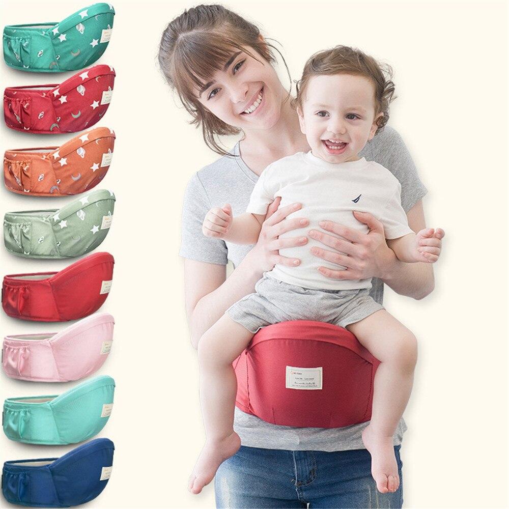 Слинг-переноска для новорожденных, эргономичный рюкзак, кенгуру, Хипсит, дорожная детская переноска рюкзаки кенгуру evenflo переноска active