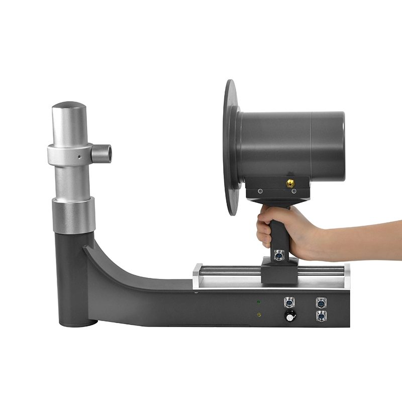 Portable X-ray inspection machine equipment low price connect to PC model