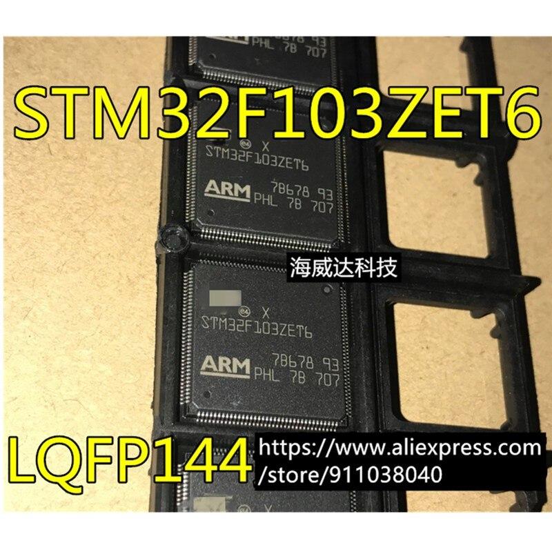 STM32F103ZET6 نوعية كبيرة STM32F 103ZET6 على الأسهم رائجة البيع STM من قبل اختبارها
