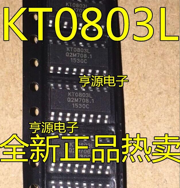 5 pçs/lote KT0803 KT0803L SOP-16 Em Estoque
