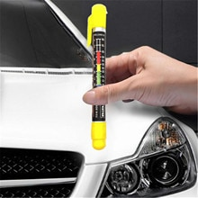 1Pc Auto Lak Test Car Paint Thickness Tester Meter Gauge Crash Check Test Paint Tester With Magnetic Tip Scale Indicate